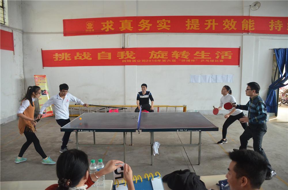 2016年乒乓球