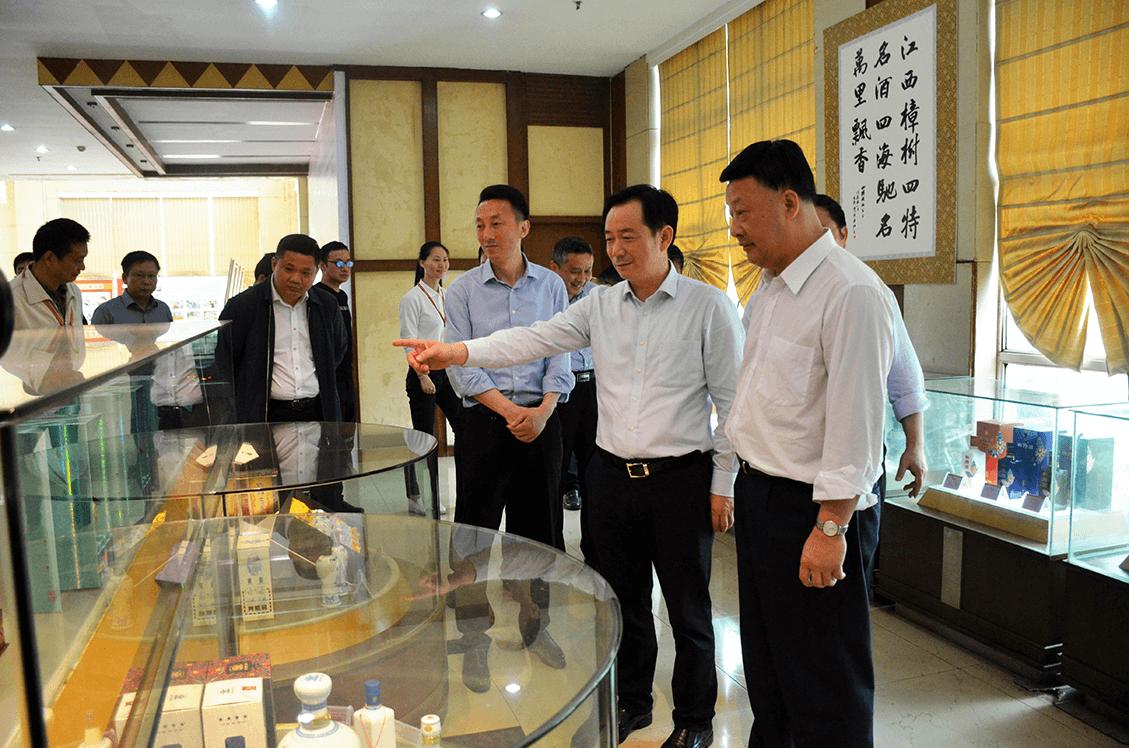 宜春市委副书记、市政府代市长王水平视察乐虎手机app下载