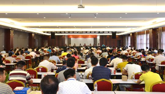 2016年湘、鄂、闽、桂、渝、赣白酒质量检评交流会在樟树举行