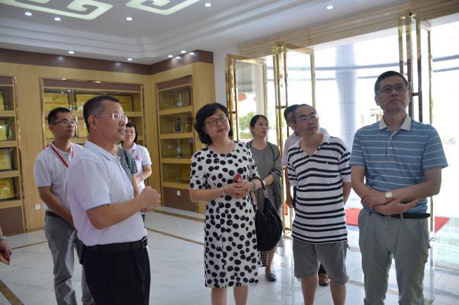 我司与南昌大学共建的研究生联合培养基地顺利通过验收